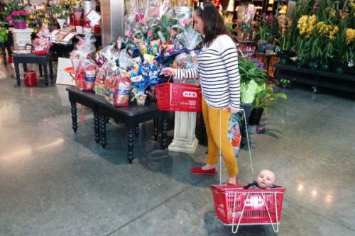 Cart basket