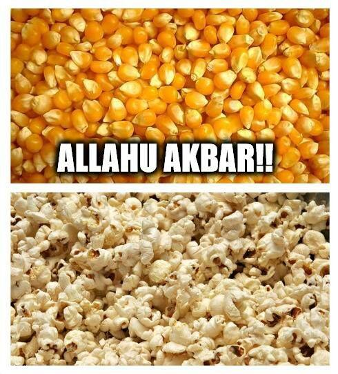 popcorn jihad