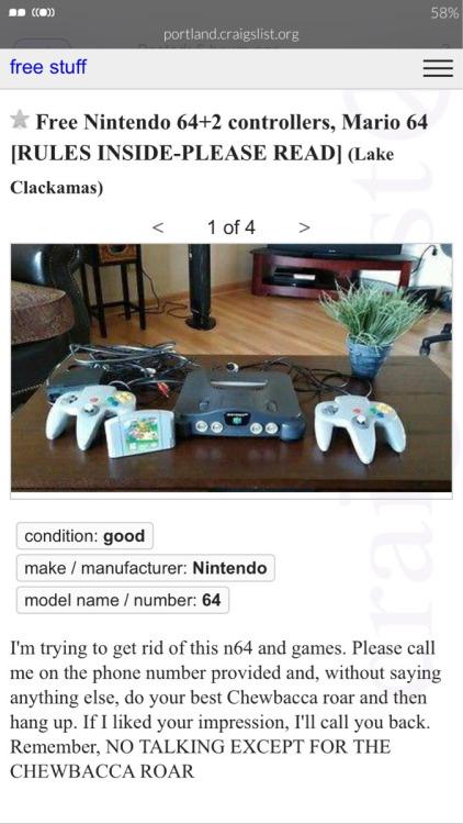 Free Nintendo