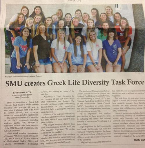 diversity SMU