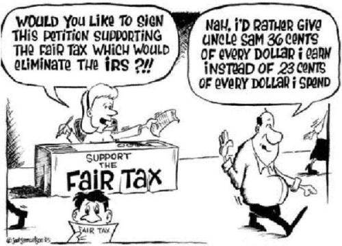 Fair tax act essay