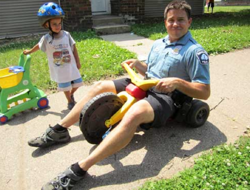 Minneapolis Community Policing 1