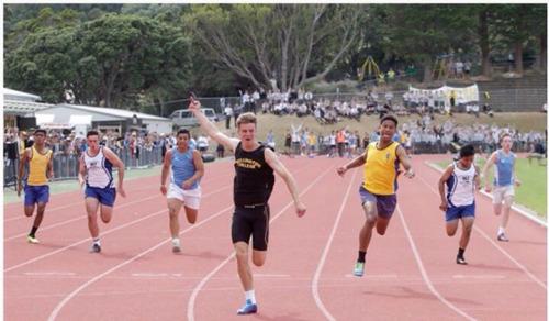 marathon sportsmanship