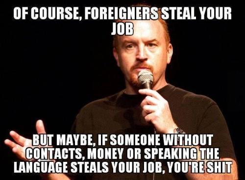 Louis C.K. on immigration