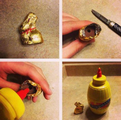 candy prank