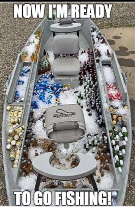 How to prepare for fishing