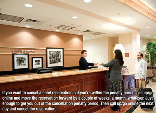 hotel hack
