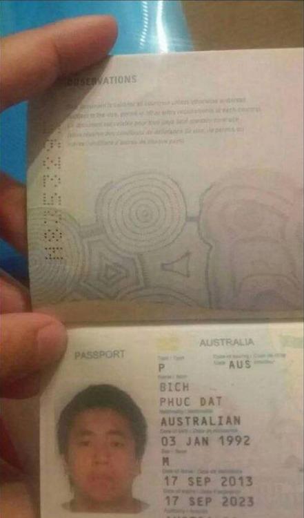 Australia???