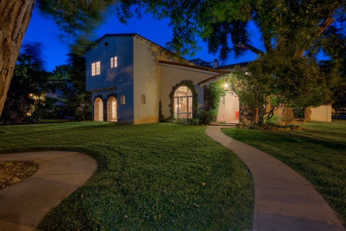 Jesse Pinkman's house,