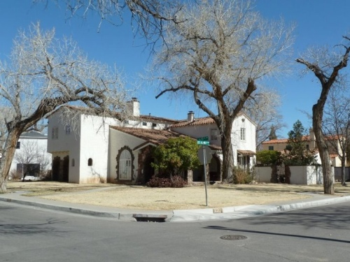 Jesse Pinkman's house, credit ABQ Trolley Co