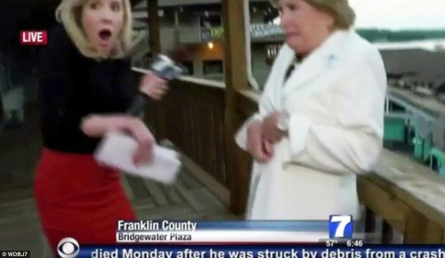 reporter killed on live TV