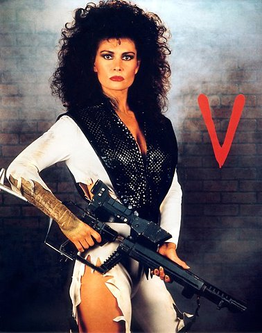Jane Badler is joining ABC's V remake