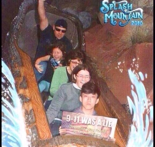 Splash Mountain memories.