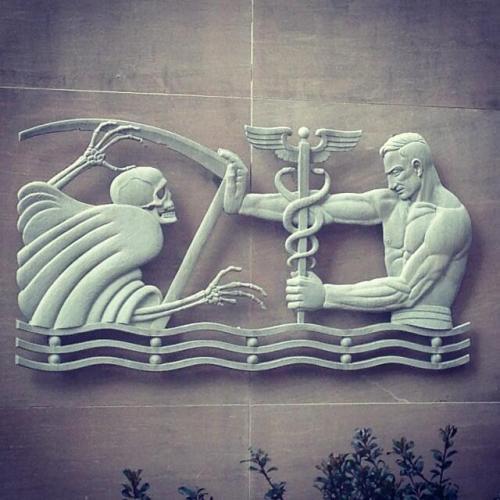 Fulton County Public Health Dept in Atlanta
