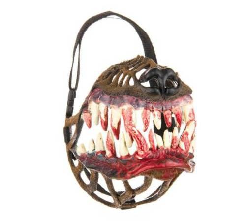 zombie dog muzzle