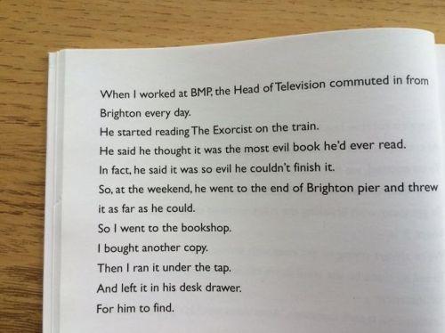 Exorcist Story