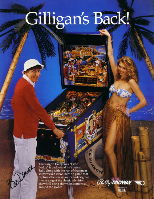 Gilligan's Island Pinball