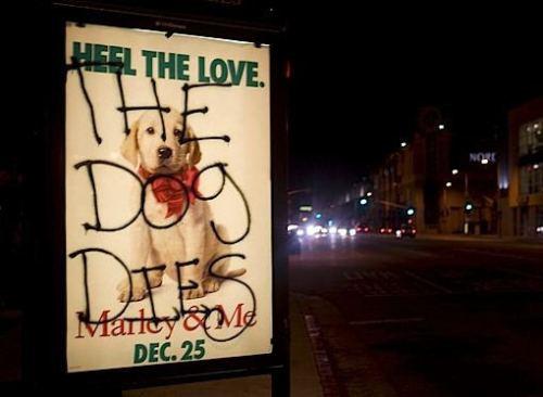 The Dog Dies