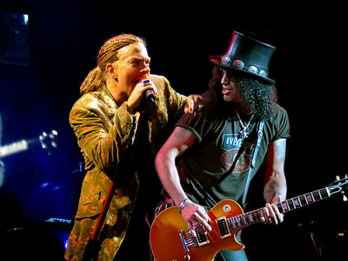 guns and roses reunion