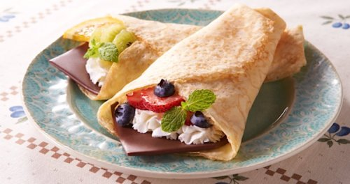 chocolate wrap