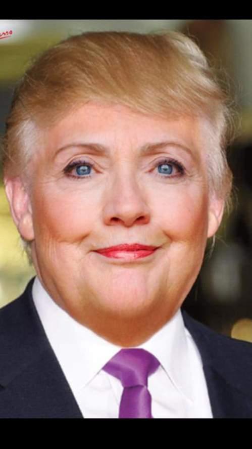 Hilary Trump