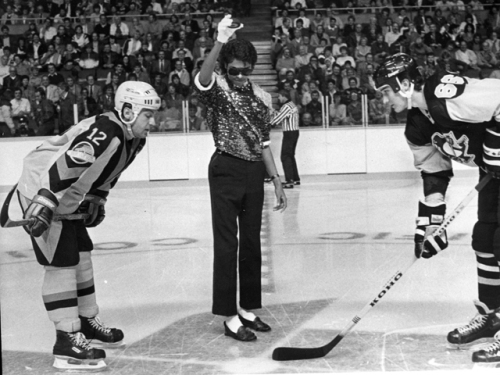 michael jackson hockey