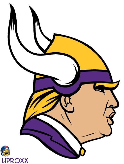 Donald Trump NFL Logo