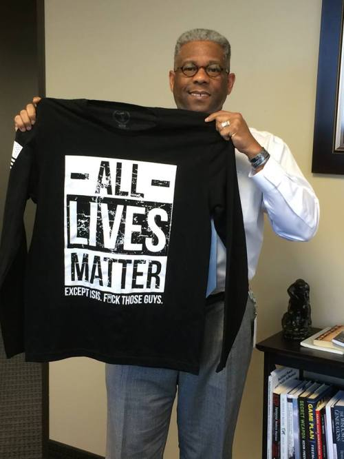 all lives matter except Isis