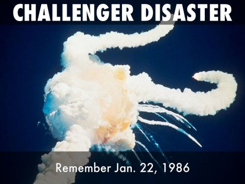 Remembering Challenger 30 Years Ago