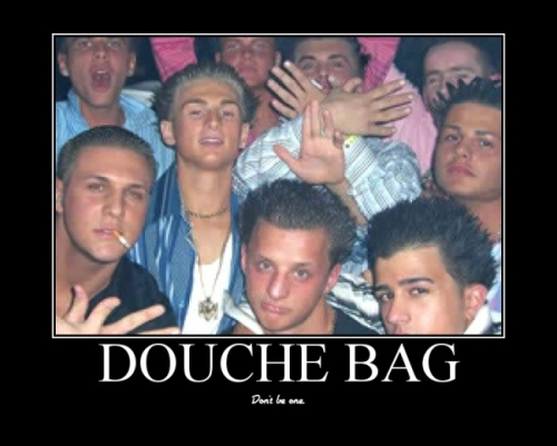 Top 10 Names of Douchebag Guys