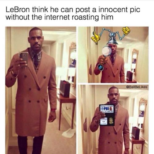 LeBron Instagram