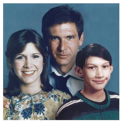The Star Wars family