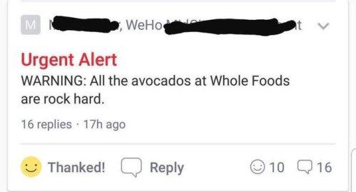 hard-avacados