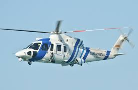 Sikorsky S-76 chopper