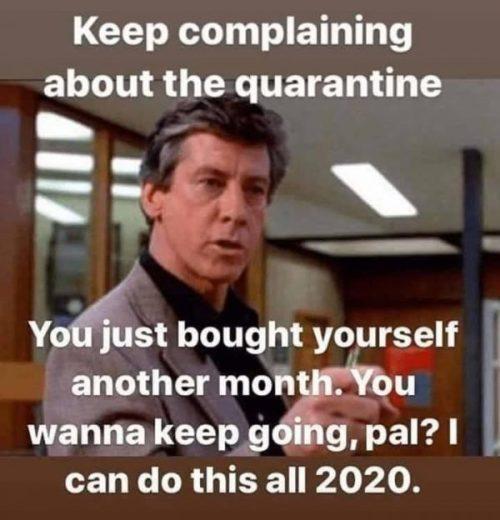 Keep-complaining