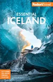 travel iceland guidebook